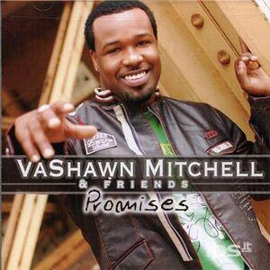 Foto Cover di Promises, CD di Vashawn Mitchell, prodotto da Tyscot