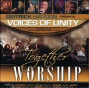 Together in Worship - CD Audio di Deitrick Haddon