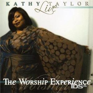 Live - CD Audio di Kathy Taylor