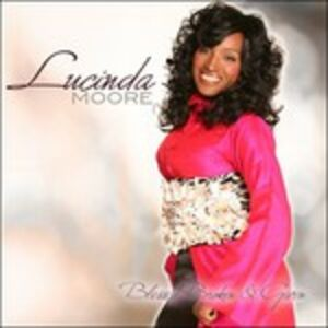 CD Blessed Broken & Given di Lucinda Moore