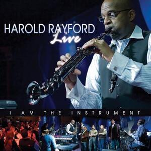 Live - CD Audio di Harold Rayford