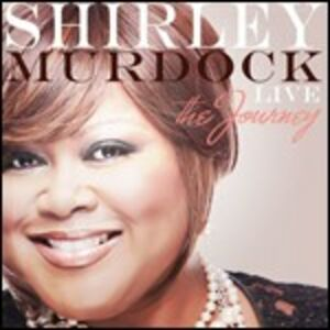 CD Live. The Journey di Shirley Murdock