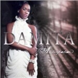 Foto Cover di Anticipation, CD di Damita, prodotto da Asaph
