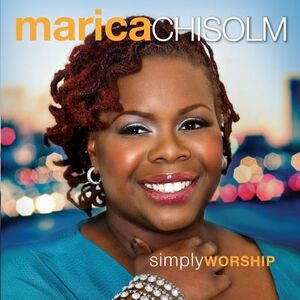 CD Simply Worship di Marica Chisolm