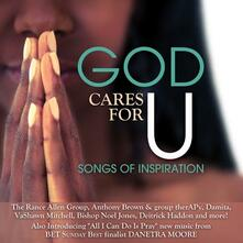 God Cares for U - CD Audio