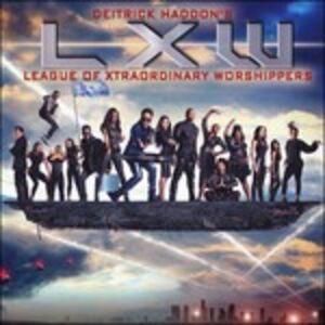 Foto Cover di Deitrick Haddon's Lxw, CD di Deitrick Haddon, prodotto da Asaph