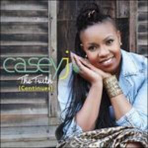 Truth - CD Audio di Casey J