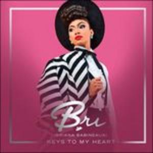 CD Keys To My Heart di Bri (Briana Babineaux)