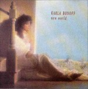 CD New World di Karla Bonoff