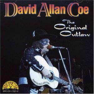CD Original Outlaw di David Allan Coe