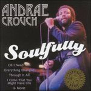 CD Soulfully di Andrae Crouch