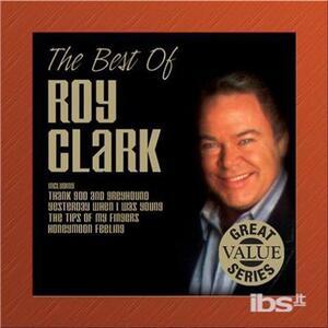 Best of - CD Audio di Roy Clark