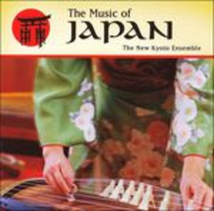 CD Music of Japan di New Kyoto Ensemble