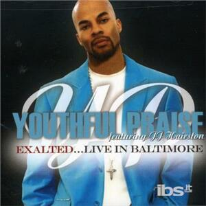 Exalted - CD Audio di Youthful Praise