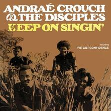 Keep on Singing - CD Audio di Andrae Crouch