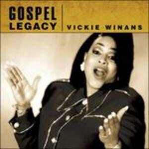CD Gospel Legacy di Vickie Winans
