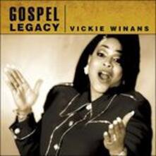 Gospel Legacy - CD Audio di Vickie Winans