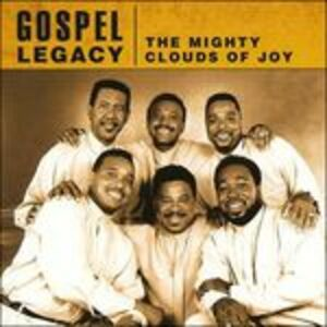 CD Glory Legacy di Mighty Clouds of Joy