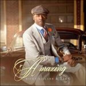Foto Cover di Amazing, CD di Ricky Dillard, prodotto da Light Records