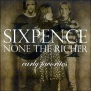 CD Early Favorites di Sixpence None the Richer
