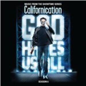 CD Californication 6 (Colonna Sonora)