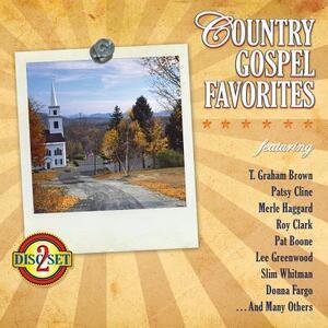 Country Gospel Favorites - CD Audio