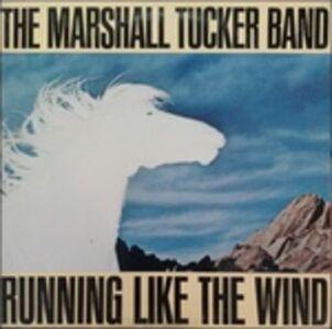 CD Running Like the Wind di Marshall Tucker Band