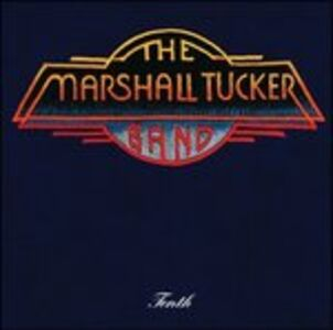 CD Tenth di Marshall Tucker Band
