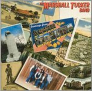 CD Greetings from South di Marshall Tucker Band