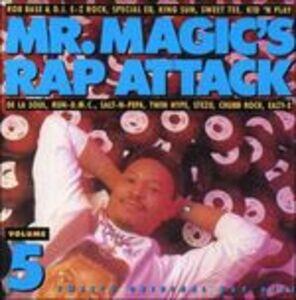 CD Mr. Magic's Rap Attack 2
