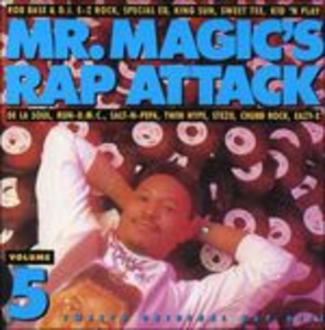 CD Mr. Magic's Rap Attack 2