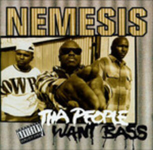 CD The People Want Bass di Nemesis