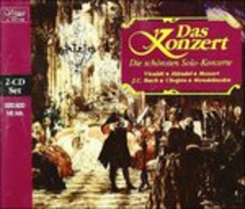 CD I Piu' Bei Concerti Solistici