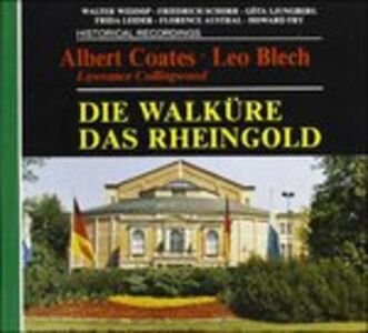 CD Walkiria 28 - L'oro Del Reno di Richard Wagner