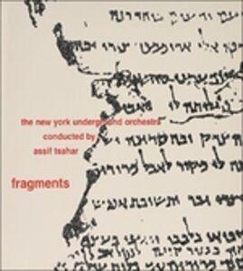 CD Fragments di Assif Tsahar