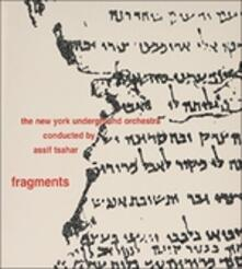 Fragments - CD Audio di Assif Tsahar