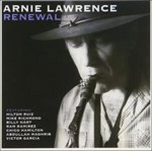 Renewal - CD Audio di Arnie Lawrence