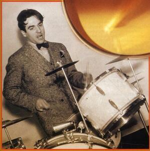 Hot Drums - CD Audio di Gene Krupa