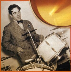 CD Hot Drums di Gene Krupa (Orchestra)