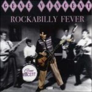 CD Rockabilly Fever di Gene Vincent