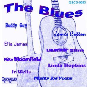 Foto Cover di Blues, CD di  prodotto da Quicksilver