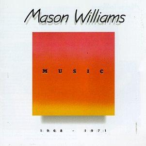 CD Music 1968-1971 di Mason Williams