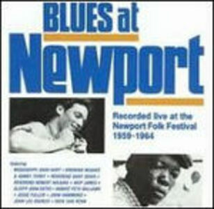 CD Blues at Newport '59.'64
