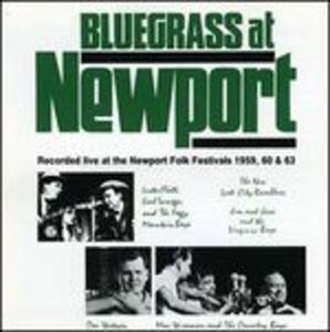 CD Bluegrass at Newport