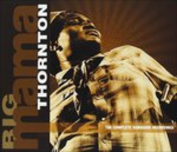 CD Complete Vanguard Recordings di Big Mama Thornton