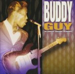 CD Complete Vanguard Recordings di Buddy Guy