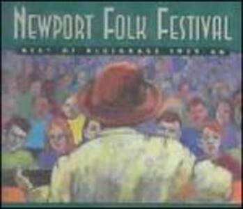 Newport Folk Festival - CD Audio