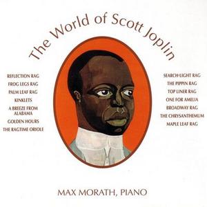 CD World of Scott Joplin di Max Morath