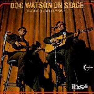 CD On Stage di Doc Watson