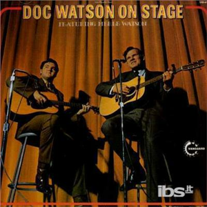 CD On Stage di Doc Watson